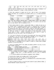 Probleme Econometrie - Pagina 2