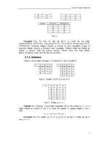 Algebra Relațională - Pagina 2