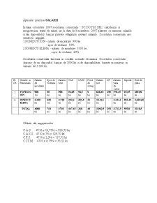 Contabilitatea Creantelor si Datoriilor Salariale si Sociale - Pagina 3