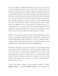 Obiectul Antropologiei - Pagina 2