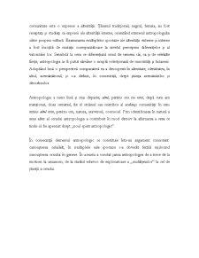 Obiectul Antropologiei - Pagina 3