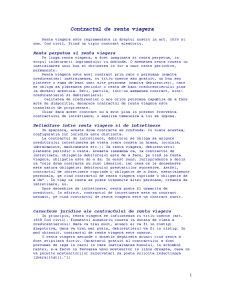 Contracte Speciale - Pagina 1