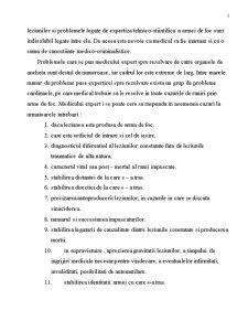 Expertiza Medico-Legala a Leziunilor Produse prin Arme de Foc - Pagina 3