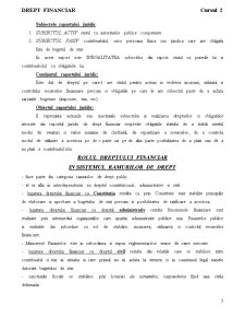 Drept Financiar Curs - Pagina 4