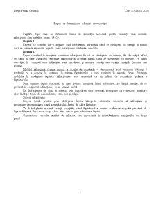 Drept Penal Curs - Pagina 1