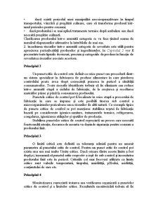 Principiile HACCP - Pagina 3