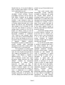 Domenii de Aplicare și Interes ale Recombinărilor Genetice - Pagina 2