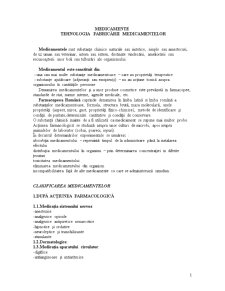 Medicamente - Pagina 1