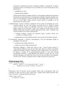 Programare Java - Pagina 2