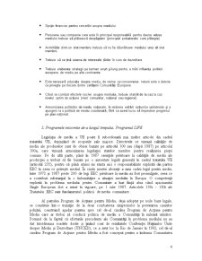 Strategii si Politici de Mediu in Contextul Integrarii in UE - Studiu de Caz - Romania - Pagina 4