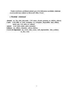 Baza de Date in Access - Pagina 3