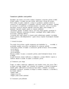 Comunicare,Relatii Publice și Protocol - Pagina 2