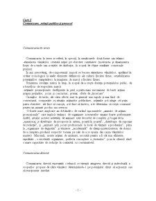 Comunicare,Relatii Publice și Protocol - Pagina 4