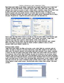 Word - Procesoare de Texte - Pagina 5