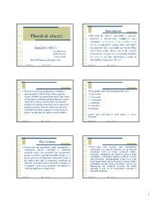Plan de Afaceri - Pagina 1