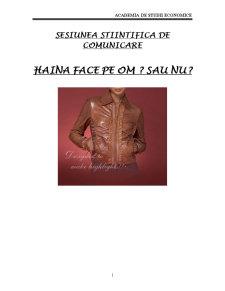Haina Face pe Om sau Nu - Pagina 1