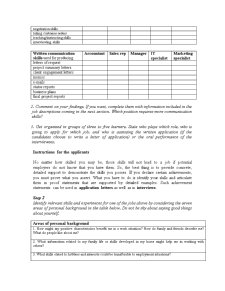 Achievement and Proof Statements - Pagina 2
