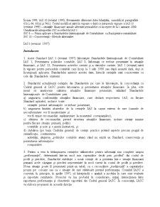 Standarde Internaționale de Contabilitate IAS - Pagina 2