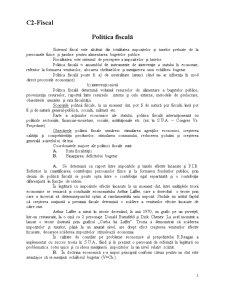 Drept Fiscal - C2 - Pagina 1