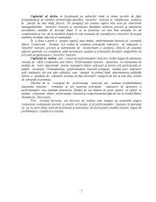 Gestiunea Riscurilor Bancare în Perspectiva Aplicării Acordului Basel II - Pagina 5