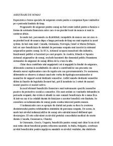 Asigurari de Somaj - Pagina 1