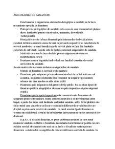 Asigurari de Somaj - Pagina 3
