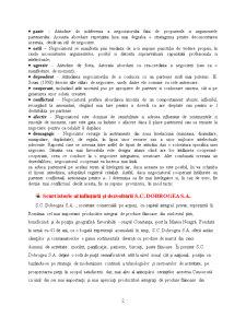 Stiluri si Modalitati de Negociere la SC Dobrogea SA - Pagina 2