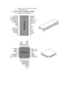 Microcontrolere PIC - Pagina 2
