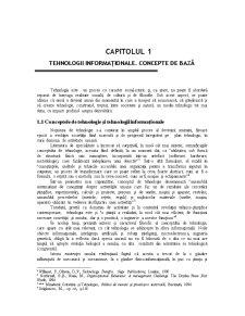 Tehnologii Informaționale pentru Administrație Publică - Pagina 1