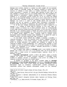 Tehnologii Informaționale pentru Administrație Publică - Pagina 2