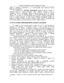 Tehnologii Informaționale pentru Administrație Publică - Pagina 3