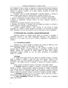 Tehnologii Informaționale pentru Administrație Publică - Pagina 4