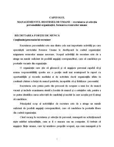 Management in Relatii Publice - Pagina 1