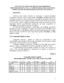 Ameliorarea Producției de Lapte la Populațiile de Caprine prin Încrucișări cu cele mai Bune Rase Specializate - Pagina 2