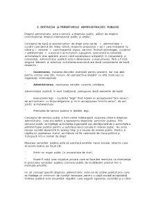 Noțiuni de Drept Administrativ - Pagina 3