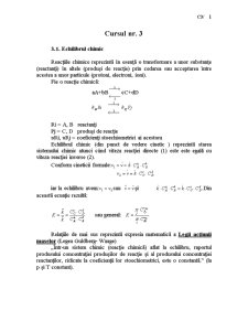 Chimie - Curs 3 - Pagina 1