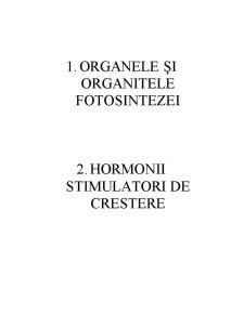 Fiziologia Plantelor - Pagina 2