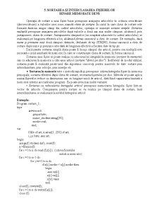 Algoritmi și Programe de Prelucrare a Fișierelor - Pagina 1