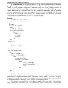 Algoritmi și Programe de Prelucrare a Fișierelor - Pagina 4