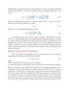 Evaluarea Acțiunilor - Pagina 2
