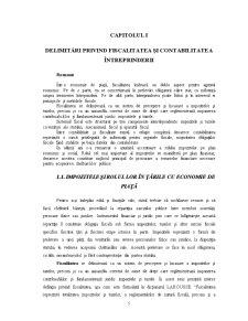 Fiscalitatea și Contabilitatea Întreprinderii - Pagina 5