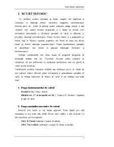 Bazele Utilizării Calculatoarelor - Pagina 1