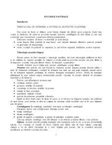Ambalarea Sucurilor Naturale - Pagina 1