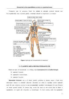 Biomateriale și Biocompatibilitatea acestora cu Organismul Uman - Pagina 2