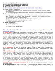 Drept Constitutional - Pagina 2