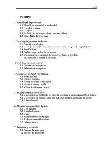 Elaborarea Specificatie de Proiectare Detaliata pentru Produsul Unitate de Lucru - Pagina 1
