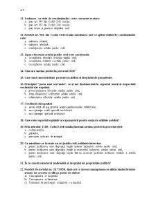 Teste Grilă Drept Civil - Pagina 2