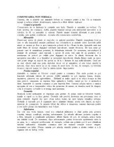 Comunicarea Non-Verbala - Pagina 1