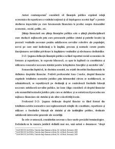 Izvoarele Dreptului Financiar - Pagina 3