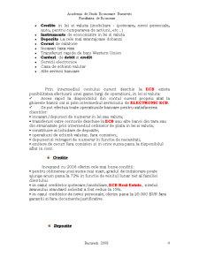 European CreditBank - Institutie Financiar-Bancara Fictiva - Pagina 4
